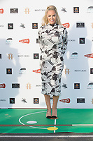 """Danielle Mason at the """"Break"""" Drive-In World Premiere at Brent Cross Shopping Centre in London"""