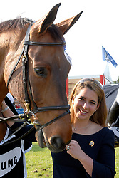 File photo - Newly elected FEI president Princess Haya Bint Al Hussein, wife of Dubai's ruler Sheikh Mohammed Bin Rashed Al Maktoum, attends the CSIO-La Baule Jumping in the French city of La Baule on May 5, 2006. It is her first public duty as president of the International Equestrian Federation, after she was elected on May 1st in Kuala Lumpur. The younger wife of the ruler of Dubai, the billionaire race horse owner Sheikh Mohammed bin Rashid al-Maktoum, is believed to be staying in a town house near Kensington Palace after fleeing her marriage. Princess Haya bint al-Hussein, 45, has not been seen in public for weeks. One half of one of the sporting world's most celebrated couples, she failed to appear at Royal Ascot last month with her husband. Photo by Ammar Abd Rabbo/ABACAPRESS.COM