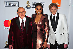 NEW YORK, NY - JANUARY 27: Tony Danza at the Clive Davis and Recording Academy Pre-Grammy Gala and Grammy Salute to Industry Icons Honoring Jay-Z on January 27, 2018 in New York City. CAP/MPI/JP ©JP/MPI/Capital Pictures. 27 Jan 2018 Pictured: Clive Davis, Jennifer Hudson and Barry Manilow. Photo credit: JP/MPI/Capital Pictures / MEGA TheMegaAgency.com +1 888 505 6342