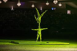 Show Golden Power<br /> Grand Prix Topsport Vlaanderen<br /> Flanders Christmas Jumping - Mechelen 2012<br /> © Dirk Caremans