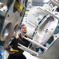 Redditch - Gardner Denver - construction of industrial compressor equipment