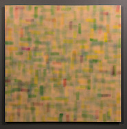 Juicy Fruit a painting & epoxy work of art by Mike Solomon.