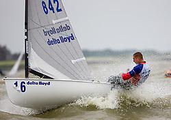08_003871 © Sander van der Borch. Medemblik - The Netherlands,  May 25th 2008 . Final day of the Delta Lloyd Regatta 2008.