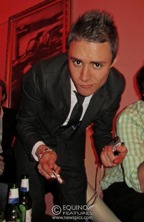 London, United Kingdom - 30 January 2011.Samuel Garcia Guanche's 23rd birthday party at the Roof Gardens Kensington, Kensington, London, England, UK..Copyright: ©2011 Equinox Licensing Ltd. +448700 780000.Contact: Equinox Features.Date Taken: 20110130.Time Taken: 014337+0000.www.newspics.com