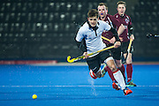 Wapping v Southgate - Men's Hockey League - East Conference, Lee Valley Hockey & Tennis Centre, London, UK on 11 February 2017. Photo: Simon Parker