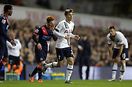 Tom Carroll of Tottenham Hotspur looks on. Barclays Premier league match, Tottenham Hotspur v Newcastle Utd at White Hart Lane in London on Sunday 13th December 2015.<br /> pic by John Patrick Fletcher, Andrew Orchard sports photography.