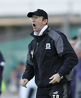Photo: Lee Earle.<br /> Plymouth Argyle v Norwich City. Coca Cola Championship.<br /> 14/01/2006. Plymouth manager Tony Pulis.