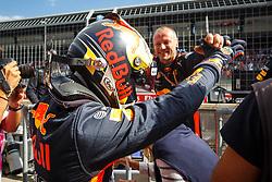 July 1, 2018 - Spielberg, Austria - Motorsports: FIA Formula One World Championship 2018, Grand Prix of Austria, .#33 Max Verstappen (NLD, Aston Martin Red Bull Racing) (Credit Image: © Hoch Zwei via ZUMA Wire)