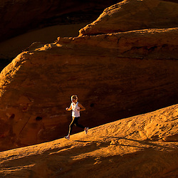 Running at the Crevice