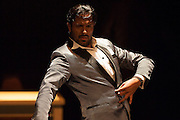 Rafael Amargo, flamenco dancer on stage