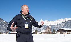 11.02.2015, Zell am See - Kaprun, AUT, BalloonAlps, im Bild Ballonpilot Toni Peter // BalloonAlps, The Alps Crossing Event balloonalps is Austria's international Winter balloon week in front of the backdrop of the Hohe Tauern, Zell am See Kaprun on 2015/02/11, . EXPA Pictures © 2014, PhotoCredit: EXPA/ JFK