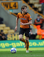 Wolverhampton Wanderers/Stoke City FA Cup 4th Round 30.01.11<br />Photo: Tim Parker Fotosports International<br />Richard Stearman Wolverhampton Wanderers 2010/11