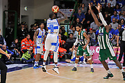 DESCRIZIONE : Campionato 2014/15 Dinamo Banco di Sardegna Sassari - Sidigas Scandone Avellino<br /> GIOCATORE : Rakim Sanders<br /> CATEGORIA : Tiro Tre Punti Controcampo<br /> SQUADRA : Dinamo Banco di Sardegna Sassari<br /> EVENTO : LegaBasket Serie A Beko 2014/2015<br /> GARA : Dinamo Banco di Sardegna Sassari - Sidigas Scandone Avellino<br /> DATA : 24/11/2014<br /> SPORT : Pallacanestro <br /> AUTORE : Agenzia Ciamillo-Castoria / Luigi Canu<br /> Galleria : LegaBasket Serie A Beko 2014/2015<br /> Fotonotizia : Campionato 2014/15 Dinamo Banco di Sardegna Sassari - Sidigas Scandone Avellino<br /> Predefinita :
