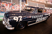 January 14, 2020: NASCAR Hall of Fame, Herb Thomas, Fabulous Hudson Hornet