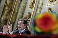 Romano Prodi al Circolo della Stampa