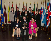 Meath County Council Library Service Post Primary Schools Debate Competition Final 2019