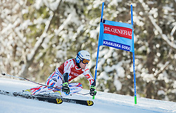 Victor Muffat-Jeandet (FRA) competes during 9th Men's Giant Slalom race of FIS Alpine Ski World Cup 55th Vitranc Cup 2016, on March 4, 2016 in Kranjska Gora, Slovenia. Photo by Vid Ponikvar / Sportida