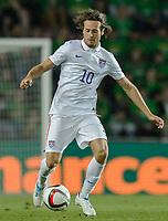 Fotball<br /> Tsjekkia v USA<br /> 03.09.2014<br /> Foto: imago/Digitalsport<br /> NORWAY ONLY<br /> <br /> Mikkel Mix Diskerud (USA)