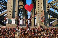 Schloesser der Verliebten, Koeln :: Locks of Love, Cologne