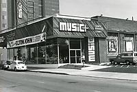 1979 Music+ at Sunset Blvd. & Vine St.