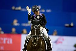 Florencia Manfredi Maria, ARG, Bandurria Kacero<br /> Grand Prix de Dressage<br /> FEI World Cup Dressage Final, Omaha 2017 <br /> © Dirk Caremans<br /> 30/03/2017