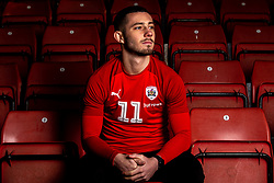 Conor Chaplin of Barnsley wins the Sky Bet Championship Player of the Month award - Mandatory by-line: Robbie Stephenson/JMP - 08/01/2020 - FOOTBALL - Oakwell - Barnsley, England - Sky Bet Player of the Month Award