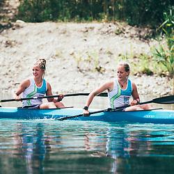 20200704: SLO, Kayak & Canoe - Slovenski pokal HSE v sprintu na mirnih vodah Murska Sobota