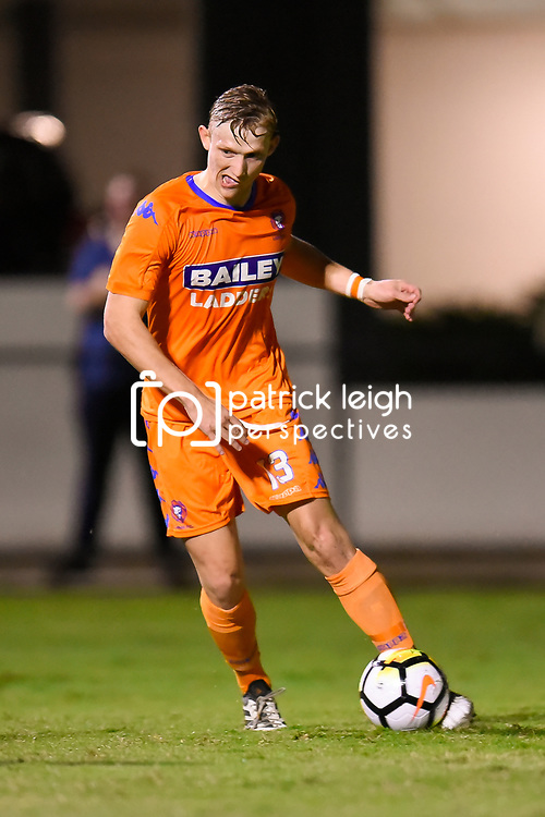 BRISBANE, AUSTRALIA - MAY 2:  during the FFA Cup Fifth Round match between Lions FC and Eastern Suburbs FC on May 2, 2018 in Brisbane, Australia. (Photo by Eastern Suburbs / Patrick Kearney)