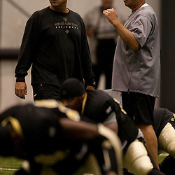 08-08 New Orleans Saints Training Camp - Scrimmage