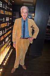 NICKY HASLAM at the Al Films and Warner Music Screening of Kill Your Friends held at the Curzon Soho Cinema, 99 Shaftesbury Avenue, London on 27th October 2015.