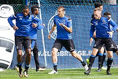 Club Brugge KSV : Training Session - 16 Aug 2017
