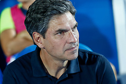 September 26, 2018 - Pellegrino of Leganes during the La Liga (Spanish Championship) football match between CD Leganes and FC Barcelona on September 26th, 2018 at Municipal Butarque stadium in Madrid, Spain. (Credit Image: © AFP7 via ZUMA Wire)