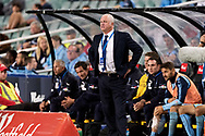 SYDNEY, NSW- NOVEMBER 21: Sydney FC coach Graham Arnold at the FFA Cup Final Soccer between Sydney FC and Adelaide United on November 21, 2017 at Allianz Stadium, Sydney. (Photo by Steven Markham/Icon Sportswire)