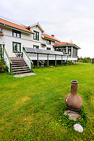 Sweden. Tingvall B&B, ecological hotel. East of Tanum.