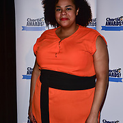 Desiree Burch Attend the Annual awards celebrating the best of British comic talent on 19 March 2018 at Pizza Express Live, Holborn, london, UK.