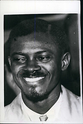 Jun. 09, 1963 - Patrice Lumumba was sacked as Prime Minister of the Congo at Leopoldville last night. (Credit Image: © Keystone Press Agency/Keystone USA via ZUMAPRESS.com)