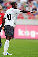 Fotball<br /> Tyskland<br /> Foto: Witters/Digitalsport<br /> NORWAY ONLY<br /> <br /> 29.07.2009<br /> <br /> Johan Djourou Arsenal<br /> <br /> Testspiel Hannover 96 - Arsenal London 0:1