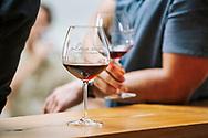 Alma Rosa Winery & Vineyards Tasting Room in Buellton, California.