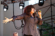 Ronnie Spector at Ponderosa Stomp: She's Got The Power. A Tribute to The Girl Groups. Lincoln Center, NYC 7/30/2011