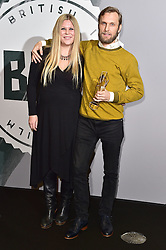 Rene Pannevis and Jennifer Eriksson bei den British Independent Film Awards in London / 041216<br /> <br /> <br /> *** at the British Independent Film Awards in London on December 4th, 2016 ***