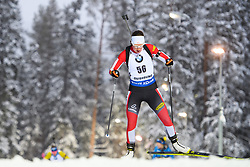 March 8, 2019 - –Stersund, Sweden - 190308 Julia Schmaiger of Austria competes in the Women's 7.5 KM sprint during the IBU World Championships Biathlon on March 8, 2019 in Östersund..Photo: Petter Arvidson / BILDBYRÃ…N / kod PA / 92247 (Credit Image: © Petter Arvidson/Bildbyran via ZUMA Press)