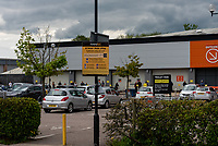 B&Q reopens coventry