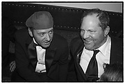 Kevin Spacey, Harvey Weinstein, Weinstein Bafta after-party in association with Chopard. Bungalow 8. London. 10  February 2008.  *** Local Caption *** -DO NOT ARCHIVE-© Copyright Photograph by Dafydd Jones. 248 Clapham Rd. London SW9 0PZ. Tel 0207 820 0771. www.dafjones.com.