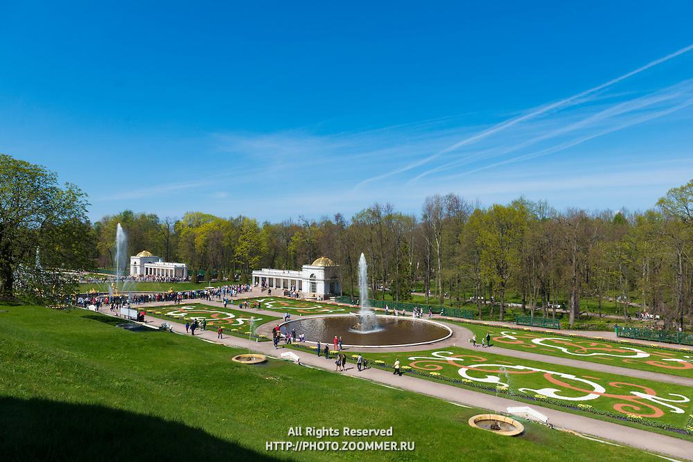 Peterhof Fountains, Russia