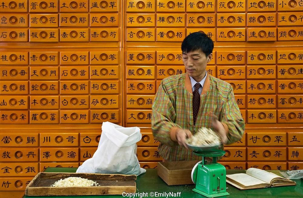 Traditional Korean Pharmacy