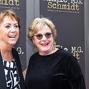 NLD/Amsterdamt/20180930 - Annie MG Schmidt viert eerste jubileum, Truus van Gaal en Catherine Keyl