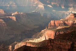 North America, United States, Arizona, Grand Canyon National Park, canyon viewed from Grand Canyon Lodge on North Rim