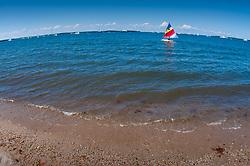 Sunfish, Sag Harbor, New York, US