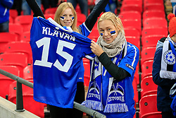 Estonia fans - Mandatory byline: Jason Brown/JMP - 07966 386802 - 09/10/2015- FOOTBALL - Wembley Stadium - London, England - England v Estonia - Euro 2016 Qualifying - Group E