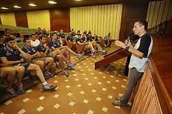 NAZIONALE VOLLEY MASCHILE A SAN PATRIGNANO<br /> CORIANO (RN) 30-06-2014<br /> FOTO GALBIATI - RUBIN